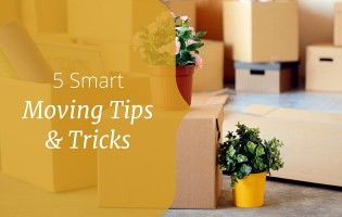 5 Smart Moving Tips and Tricks | www.nextsteptransitions.com