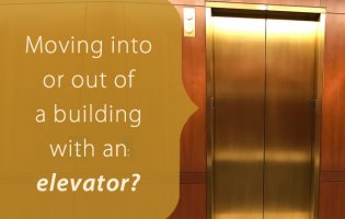 building elevator, moving, Next Step Transitions
